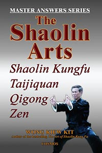 The Shaolin Arts Master Answers Series