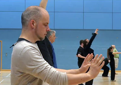 Authentisches Shaolin Qi Gong