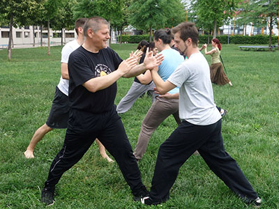 Tai Chi Chuan Training
